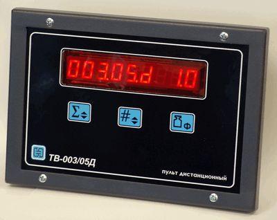 инструкция терминал весовой тв 003 05д - фото 6